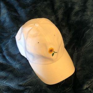 Forever 21 sunflower hat (2 for $15)